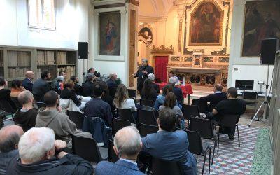 Archivio storico diocesano Napoli: Conferenza del 22 ottobre 2019